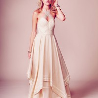 Free People Jill's Limited Edition White Summer Dress