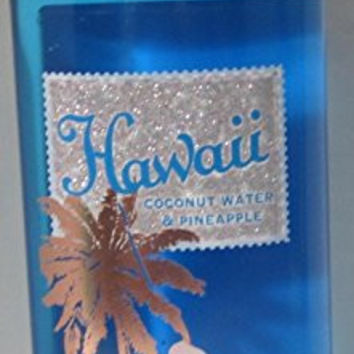 Bath & Body Works Shea & Vitamin E Shower Gel Hawaii Coconut Water & Pineapple