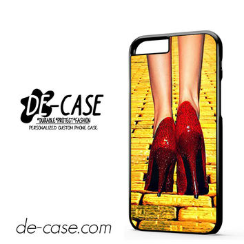Yellow Brick Road Dorothy Wizard Of Oz Inspired Cute Ruby Red DEAL-12122 Apple Phonecase Cover For Iphone 6 / 6S