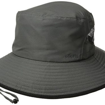 Pistil Designs Men's Shoreline Hat, One Size, Gray