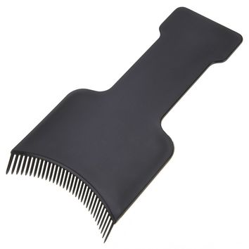 Professional Salon Hair Coloring Dye DIY Color Dyeing Brush Comb Tint Hairdressing Styling Tool for Personal or Hairdresser