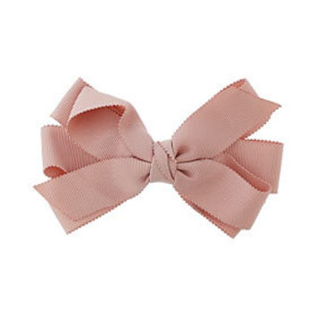 Fabric Bow Barette - New In This Week  - New In