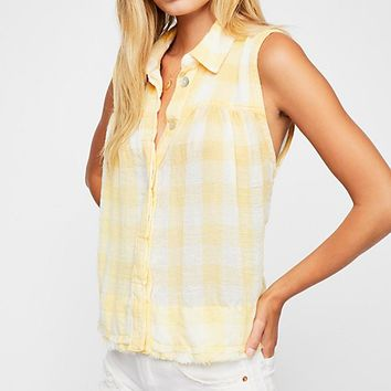 Hey There Sunrise - Yellow by Free People
