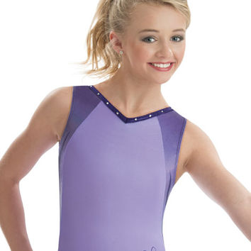 Lilac Beauty Leotard by Nastia Liukin from GK Elite