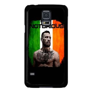 The Notorious Conor Mcgregor Ufc Samsung Galaxy S5 Case