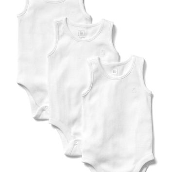 Favorite ribbed tank bodysuit (3-pack)|gap