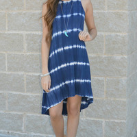 Do Or DYE High-Low Dress