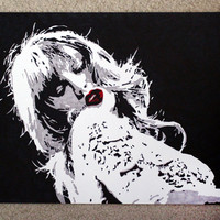 Taylor Swift - Red Tour drawing