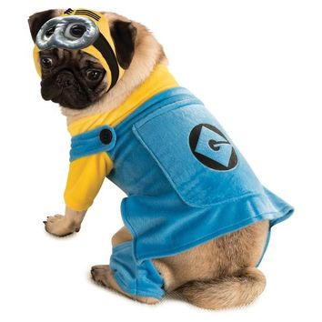 Minion Dog Costume Despicable Me From Party City Dogeeee