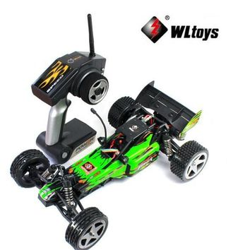 Wltoys 2.4G 1:12 OFF-Road Remote Control Racing Motor Car