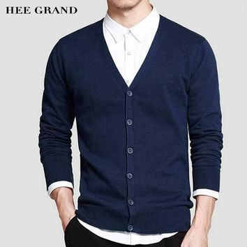 Men Fashion Style Cardigan V-Neck