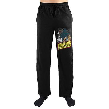 Star Wars The Empire Strikes Back Men's Loungewear Pajama Lounge Pants