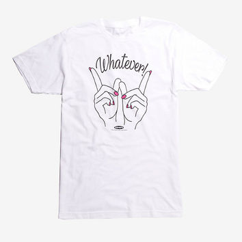 Clueless Whatever Hands T-Shirt