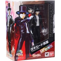 Sailor Moon Tuxedo Mask S.H. Figuarts Action Figure