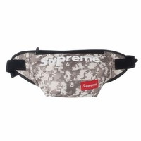 Men's and Women's Supreme Chest Pockets Oxford Casual Riding Bag 050