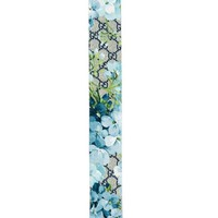 Gucci GG Blooms Skinny Scarf | Nordstrom