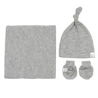 Milo Essential Newborn Bundle (Hat)