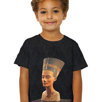 Kids Nofretete Neues Egyptian Museum