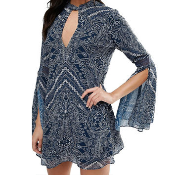 Moroccan Mini Dress by The Jetset Diaries