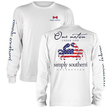 Nation - Adult - Long Sleeve