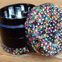 GRINDER -- MINIS Collection --  Rainbow Glamour Confetti