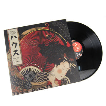 Brawther & Alixkun: ハウス Once Upon A Time In Japan... Vinyl 3LP