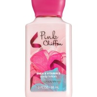 Travel Size Body Lotion Pink Chiffon