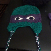 ninja turtle hats come in all sizes and colours