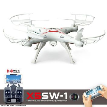 X5C X5SW Upgrade X5SW-1 RC Drone With Fpv Camera 2.4G 6Axis Real Time RC Helicopter Quadcopter Toys vs Dron H31 E51 E50 E58