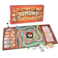Amazon.com: Jumanji The Game: Toys & Games