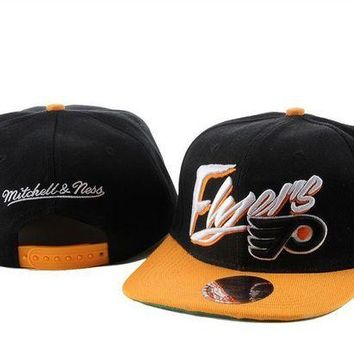 DCCKUN7 Philadelphia Flyers Nhl Cap Snapback Hat - Ready Stock