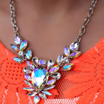 Star Bright Statement Necklace
