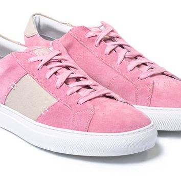 The Royale x Orley - Pink Suede