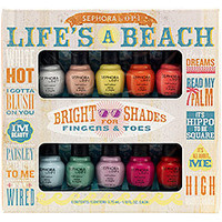 Sephora: SEPHORA by OPI : Life's A Beach Mini Kit : nail-sets-nails-makeup