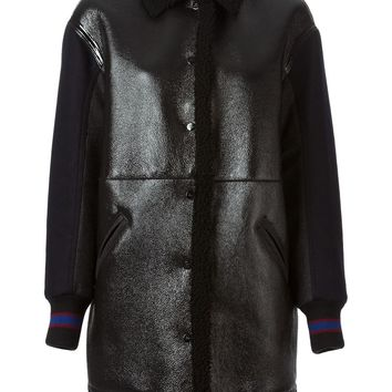 Fay shearling coat