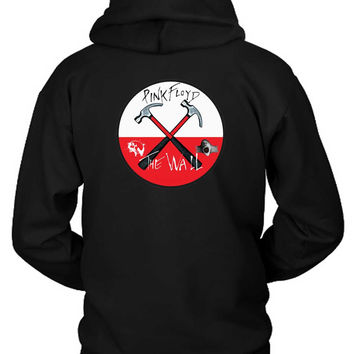 Pink Floyd The Wall Combination Hoodie Two Sided