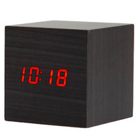 ModCloth Hold Your Applause Alarm Clock in Dark