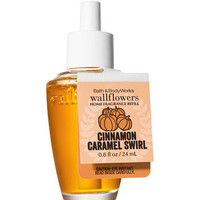 Cinnamon Caramel Swirl Wallflowers Fragrance Refill | Bath And Body Works