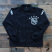 Goons Coaches Jacket Black