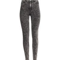 H&M Slim-fit Pants High waist $19.95