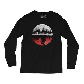 stranger things Long Sleeve Shirts
