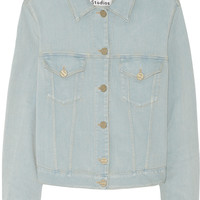 Acne Studios - Edith stretch-denim jacket