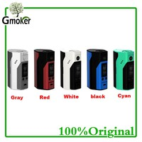 Original Wismec Reuleaux RX200S TC 200W OLED Screen Box Mod Upgradeable Firmware Electronic cigarette vape ijust s yosta livepor