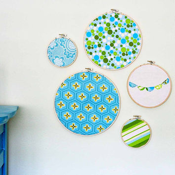 Set of 5 Instant collection of embroidery by makenziandmadilyn