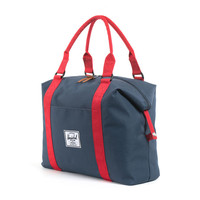 Herschel Supply Co.: Strand Duffel Bag - Navy / Red