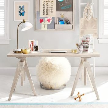 Stand or Sit Study Desk
