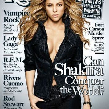 """Shakira Poster Rolling Stone Cover 16""""x24"""" 16inx24in"""