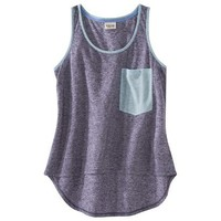 Target : Mossimo Supply Co. Juniors High Low Racerback Tank - Assorted Colors : Image Zoom