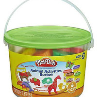 Play Doh Animal Activities Bucket Kids Kid Children Games Toys