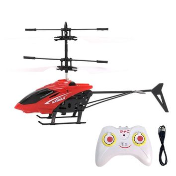 Helicopter Toy for Kids Flashing Light Induction Helicopter Toy for Kids